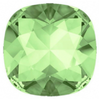 Swarovski 4470 Square Fancy stone 10mm Chrysolite